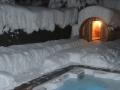 Chalet Pleney Hot Tub and Sauna