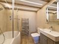 Champagne Bathroom