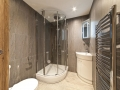 Umber Bathroom