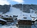 Pleney slopes opposite Slalom 33