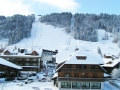 Pleney slopes opposite Slalom 35